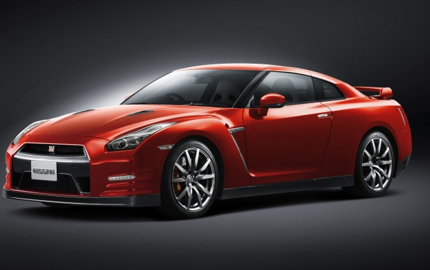 Nissan GT-R R35 2014 (click to view)