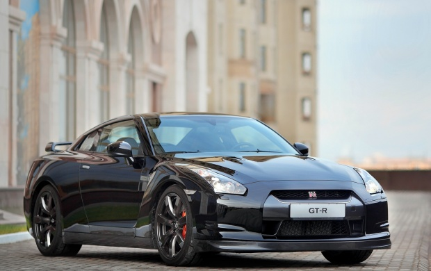 Nissan Gtr Black Edition Car (click to view)