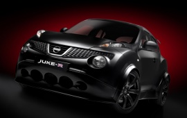 Nissan Juke R Top Gear