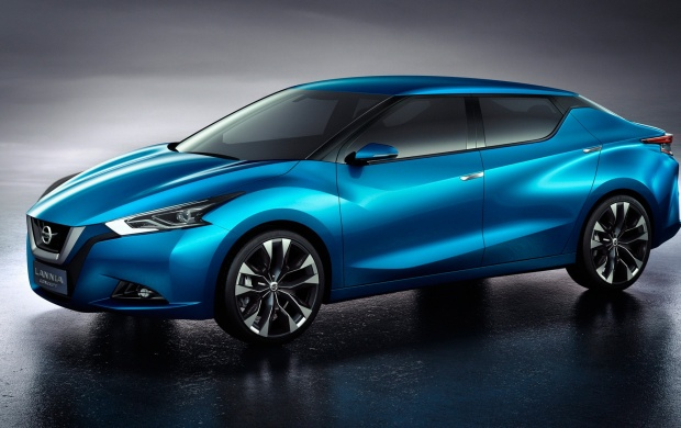 Nissan Lannia Concept 2014 (click to view)