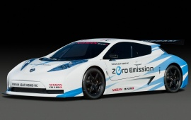 Nissan Leaf Nismo RC Concept - 2011 - 1