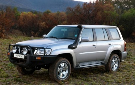 Nissan Patrol Turns 60