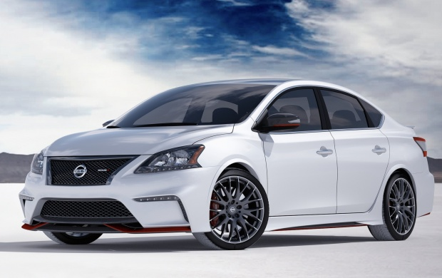 Nissan Sentra Nismo Concept 2013 (click to view)