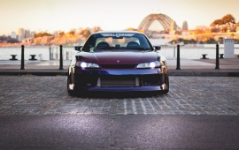 Nissan Silvia Spec-R S15 Tuning Car