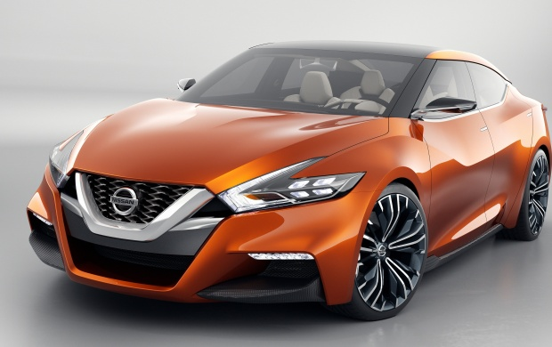 Nissan Sport Sedan Concept 2014 (click to view)
