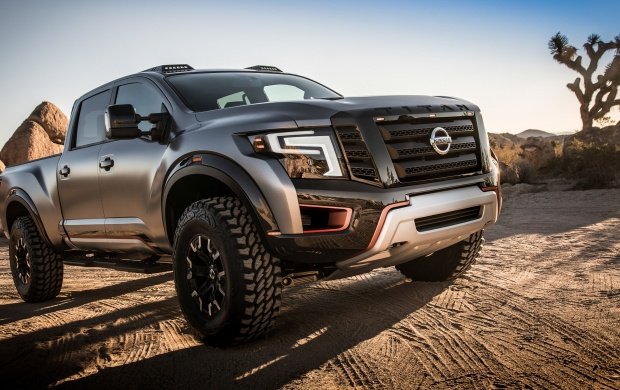 Nissan Titan Warrior Concept (click to view)
