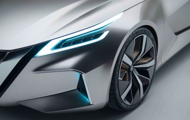 Nissan V Motion 20 Sedan Concept (click to view)