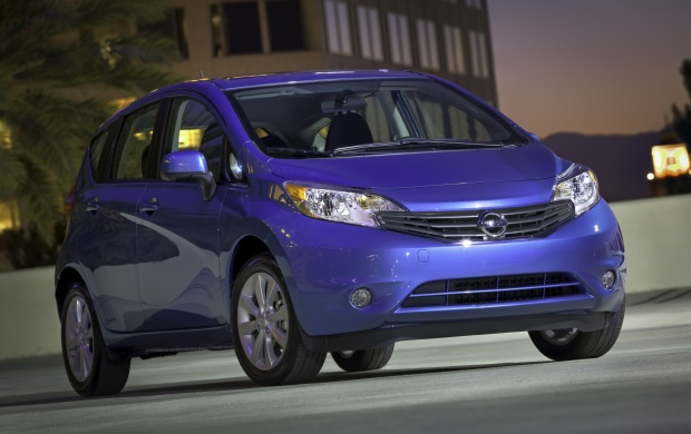Nissan Versa Note 2014 (click to view)