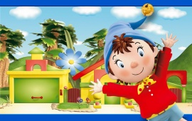 Noddy Cartoon