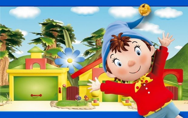Noddy Cartoon (click to view)