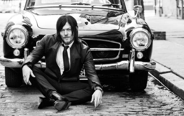 Norman Reedus 2016 Click To View
