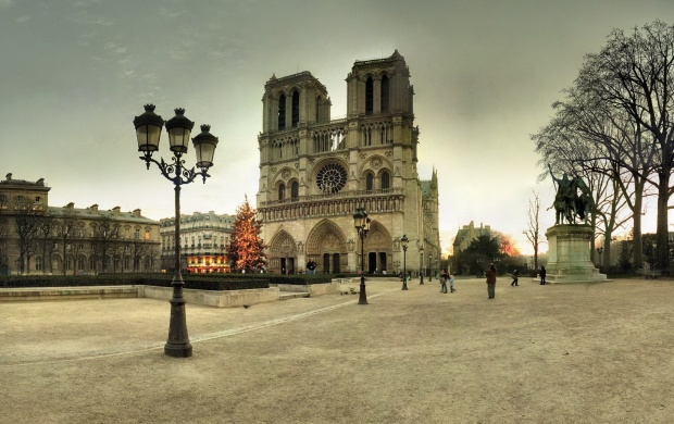 Notre Dame Of Paris (click to view)