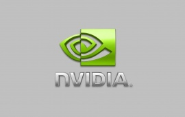 Nvidia Gray Background