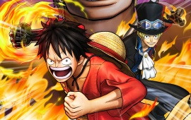 One Piece: Pirate Warriors 3 2015