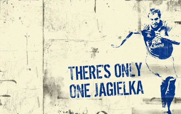 Only One Jagielka (click to view)