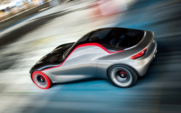 Opel GT Concept 2016 (click to view)