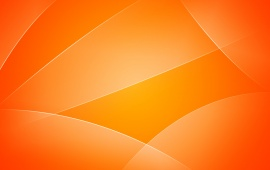 Orange Abstract Wallpaper