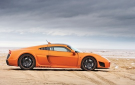 Orange Noble M600 Speedster 2016