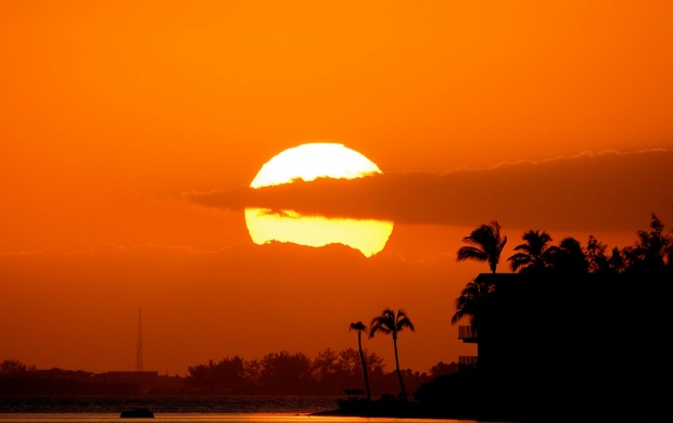 Orange Sunset (click to view)