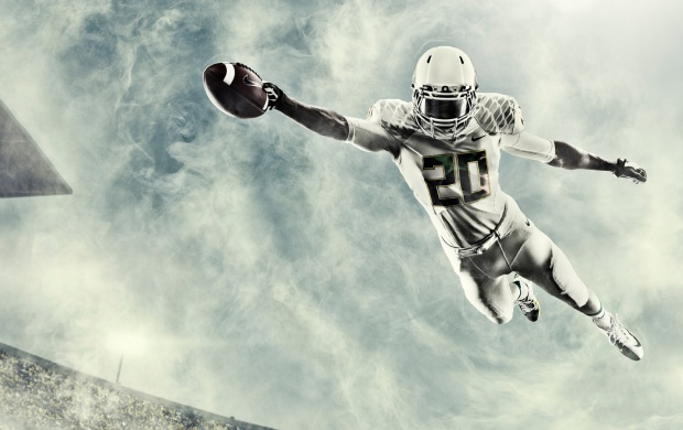 Oregon Ducks White Vapor Uniforms (click to view)