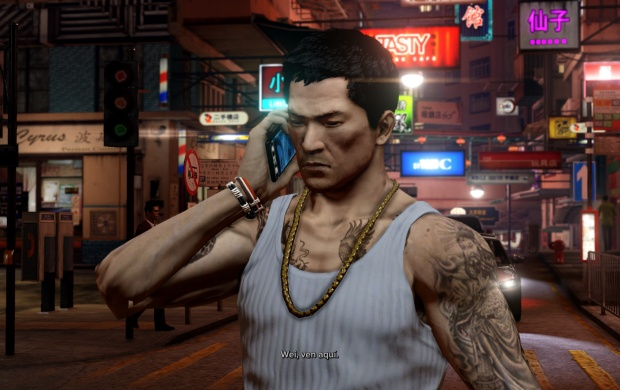 Otaku Pulse Sleeping Dogs (click to view)