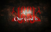 Our God Is Allah