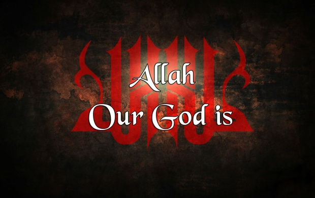 Our God Is Allah (click to view)