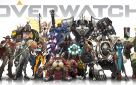 Overwatch Game All Characters 2016