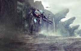 Pacific Rim Movie 2013