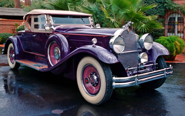 Packard Deluxe Eight 1931 (click to view)