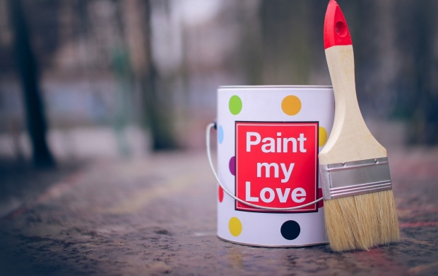 Paint My Love (click to view)