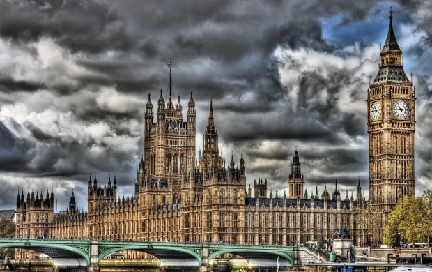 Palace Of Westminster London (click to view)