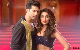 Parineeti Chopra And Varun Dhawan Dishoom