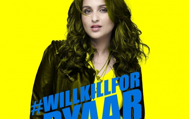 Parineeti Chopra In Kill Dil (click to view)