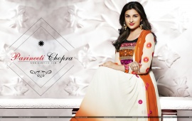 Parineeti Chopra In Salwar Kameez