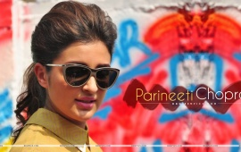 Parineeti Chopra Wearing Sunglasses
