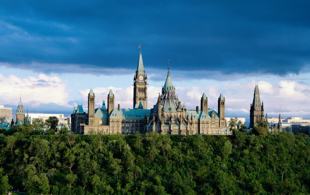 Parliament Building Canada (click to view)