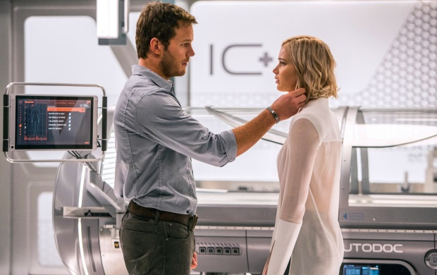 Passengers Movie Love (click to view)