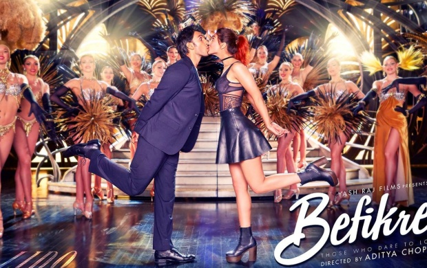Passionate Poster Befikre (click to view)