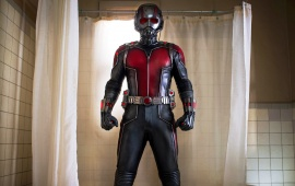 Paul Rudd As Scott Lang Ant-Man