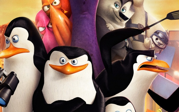 Penguins Of Madagascar Movie (click to view)