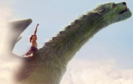 Pete's Dragon 2016 Movie Stills