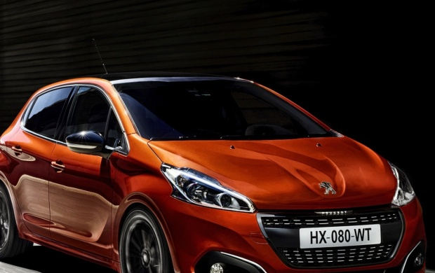 Peugeot 208 5-door 2015 (click to view)