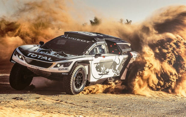 Peugeot 3008 DKR (click to view)