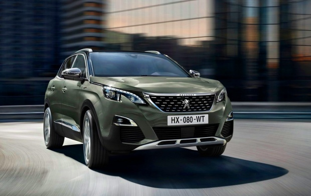 Peugeot 3008 GT 2017 (click to view)