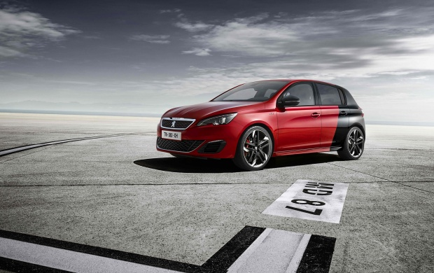 Peugeot 308 GTi 2016 (click to view)