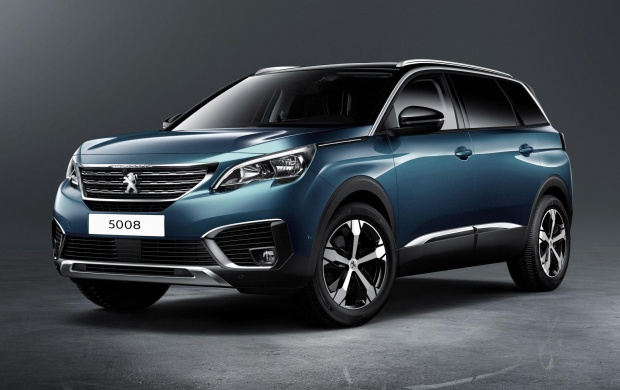 Peugeot 5008 2017 (click to view)