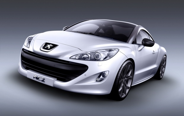 Peugeot RCZ Coupe (click to view)