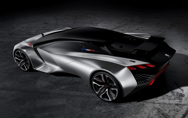 Peugeot Vision Gran Turismo (click to view)