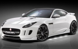 Piecha Design Jaguar F-Type V6 Coupe 2015